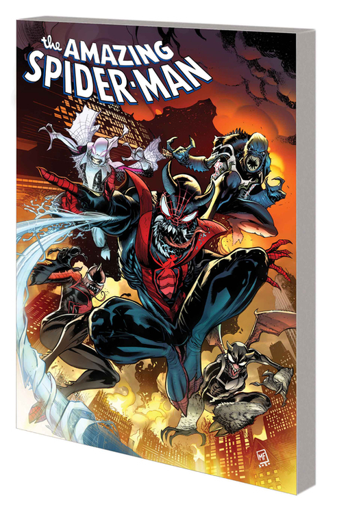 Marvel comics amazing spider man last remains companion tpb 20201125