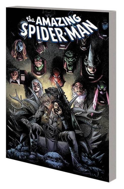Amazing Spider-Man TPB Hunted