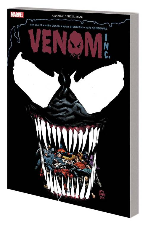 Marvel comics amazing spider man venom inc tpb 20180203