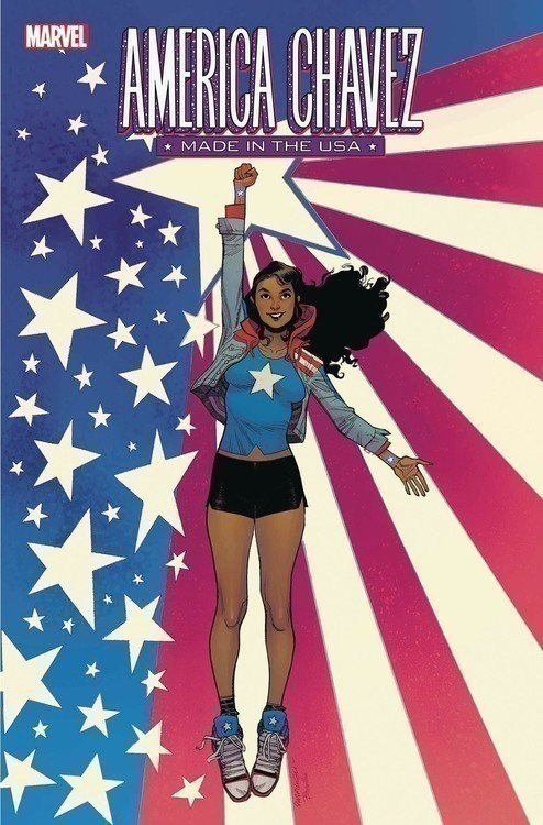 America Chavez Made In USA