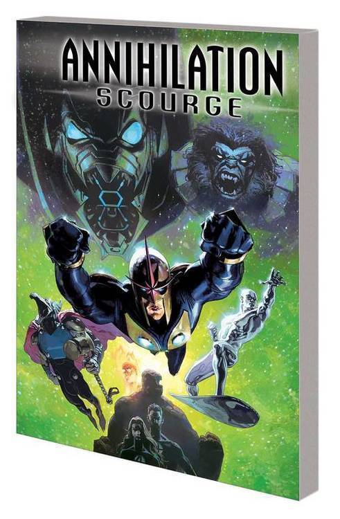 Marvel comics annihilation scourge tpb 20191127