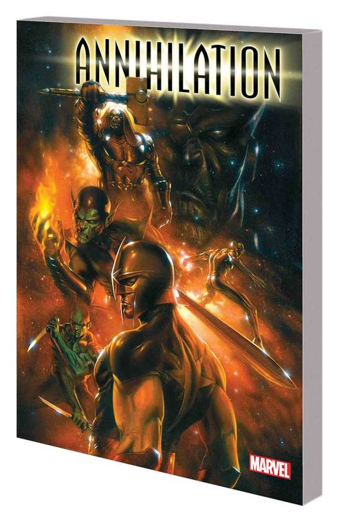 Marvel comics annihilation tpb vol 01 complete collection 20171231