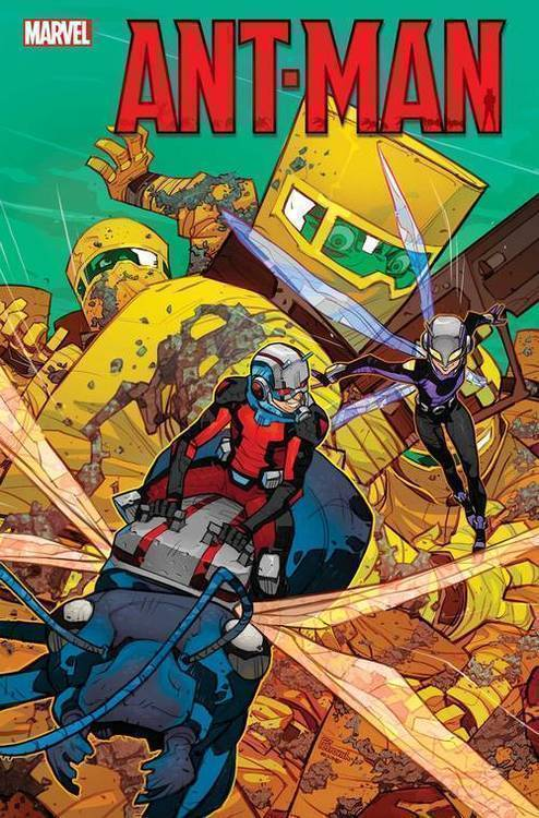 Marvel comics ant man 20191127