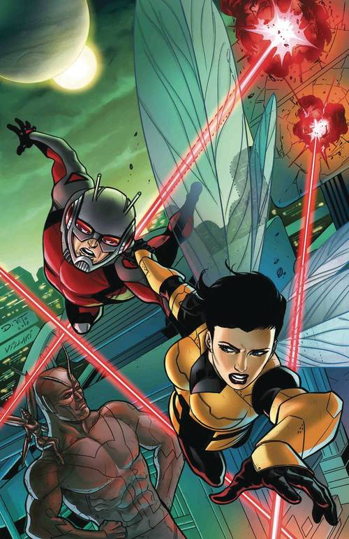Marvel comics ant man and wasp living legends 20180329