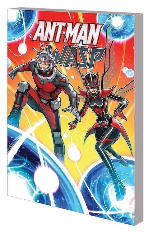 Marvel comics ant man and wasp tpb 20180801