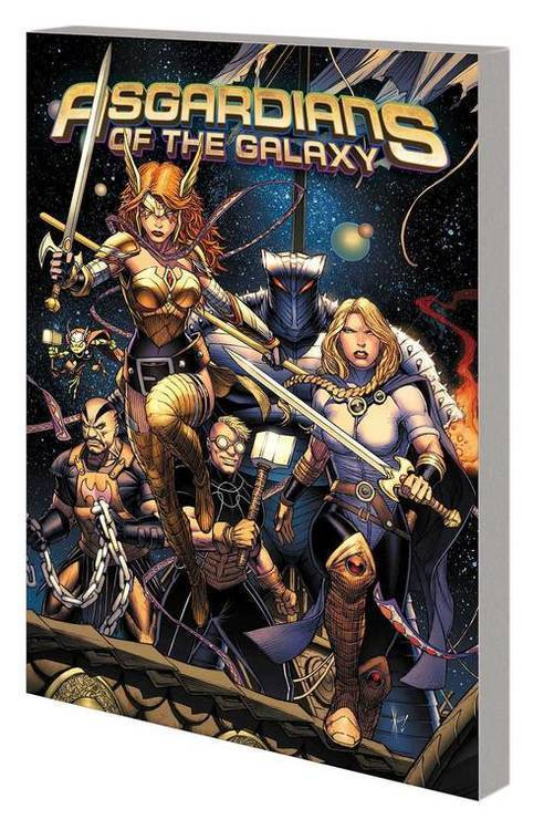Marvel comics asgardians of the galaxy tp vol 01 20181231