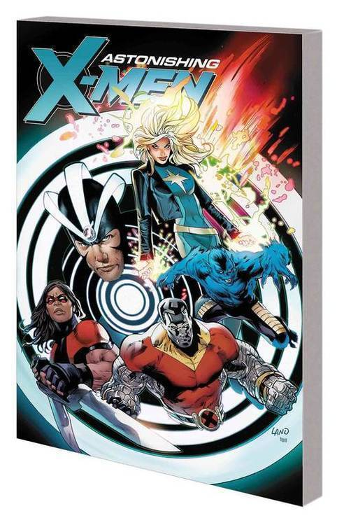 Marvel comics astonishing x men by matt rosenberg tpb 20180928