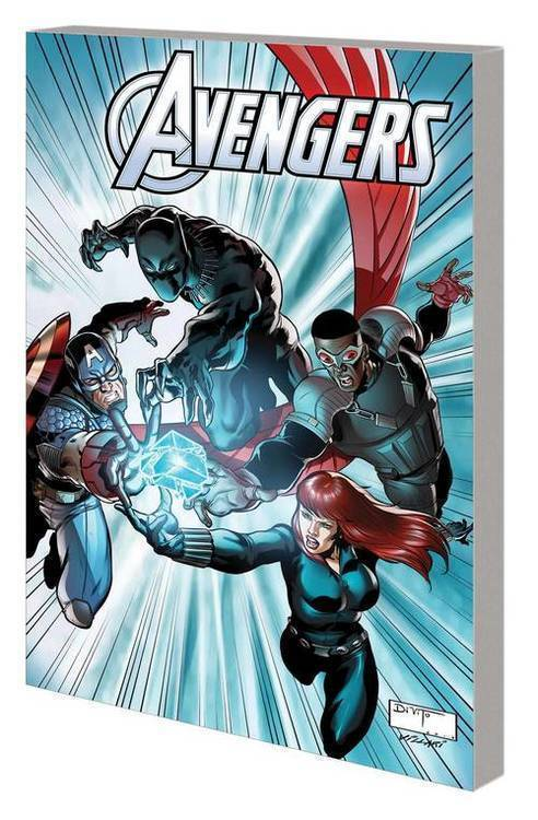 Marvel comics avengers assemble gn tp living legends 20181231