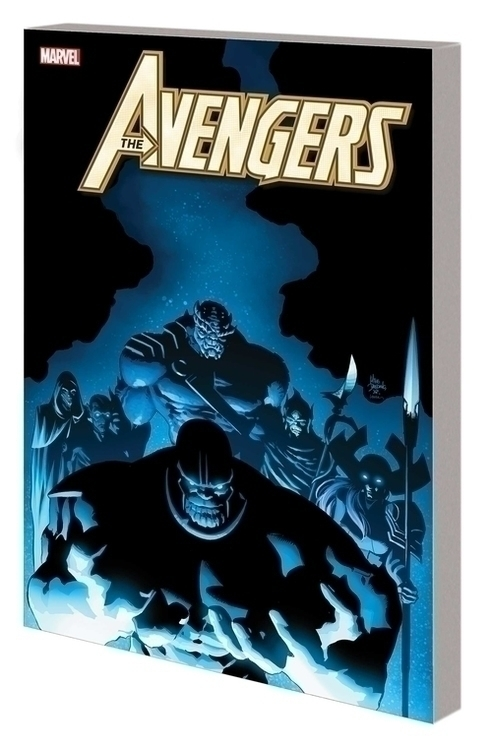 Marvel comics avengers by hickman complete collection tpb vol 03 20201028