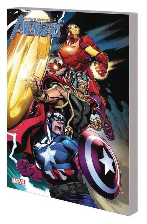Marvel comics avengers by jason aaron tpb vol 01 final host 20180701