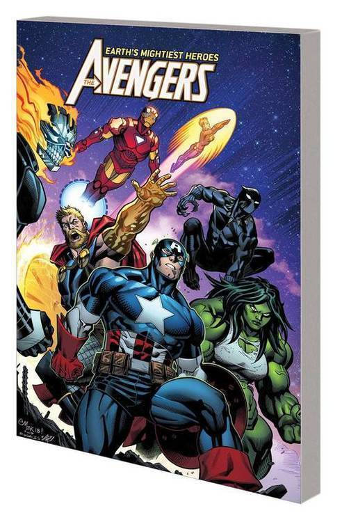 Marvel comics avengers by jason aaron tpb vol 02 world tour 20181130