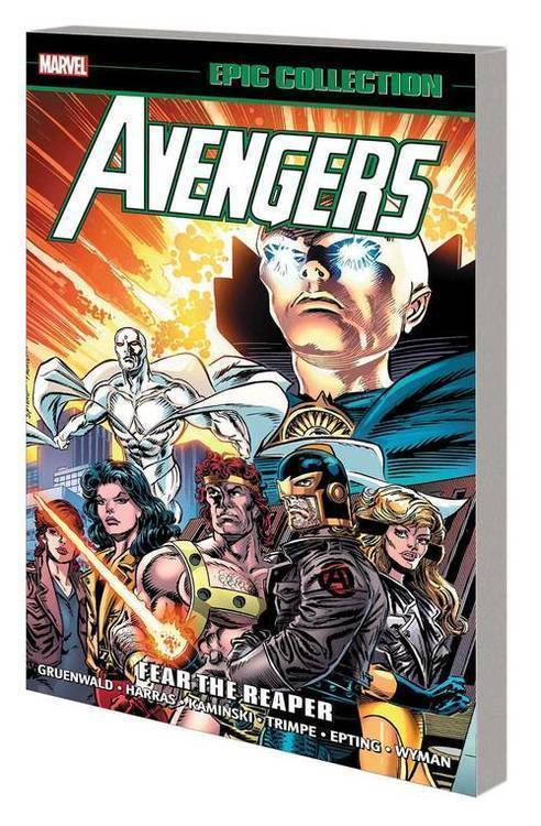 Marvel comics avengers epic collection tp fear the reaper 20181231