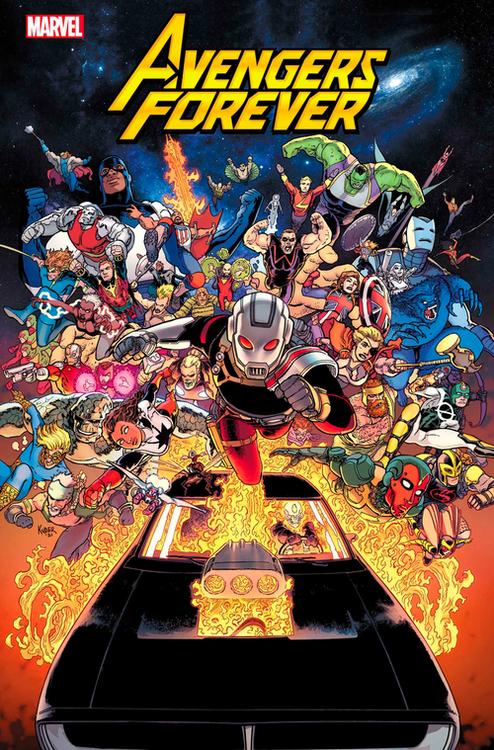 Marvel comics avengers forever 20210923