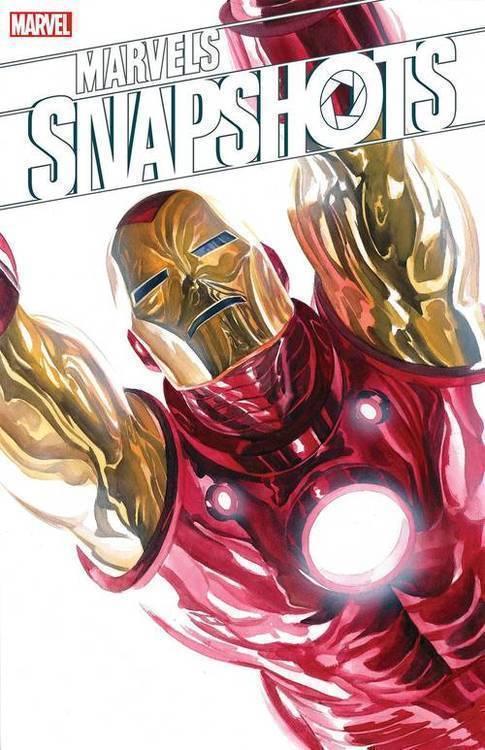 Marvel comics avengers marvels snapshot 1 20200225