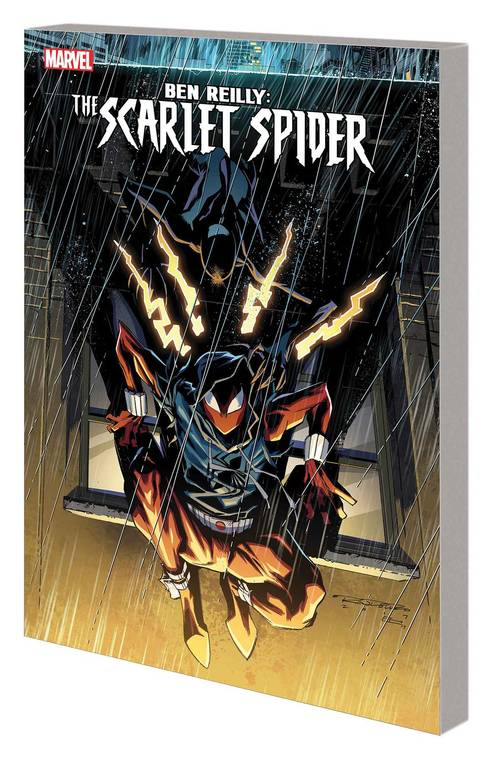 Marvel comics ben reilly scarlet spider tpb vol 03 slingers return 20180203