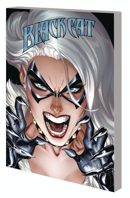 Marvel comics black cat tpb volume 02 on the run 20200328