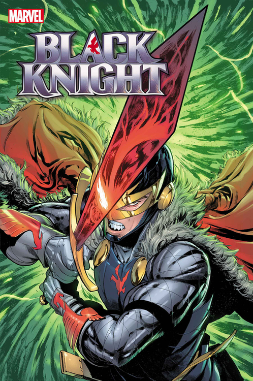 Marvel comics black knight curse ebony blade 20210101