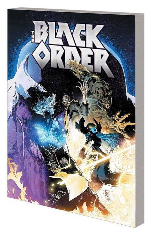 Black Order TPB Warmasters Of Thanos