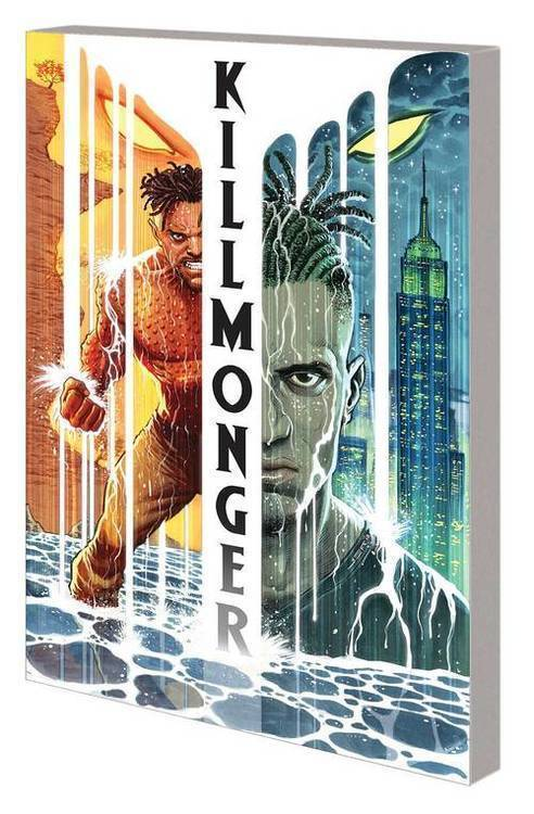Marvel comics black panther killmonger tpb by any means 20190129