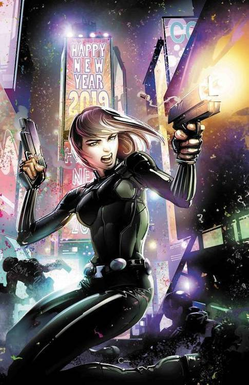 Marvel comics black widow 20181025
