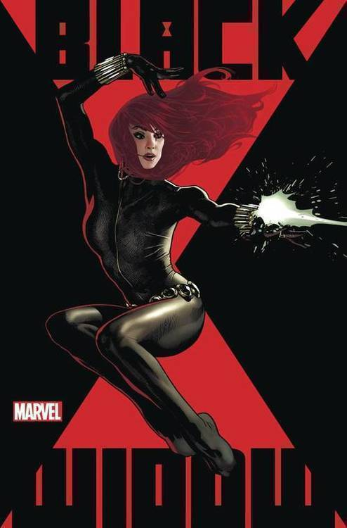 Marvel comics black widow 20200128