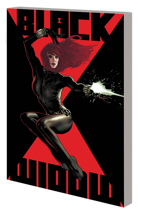 Marvel comics black widow by kelly thompson tpb volume 01 ties that bind 20201125