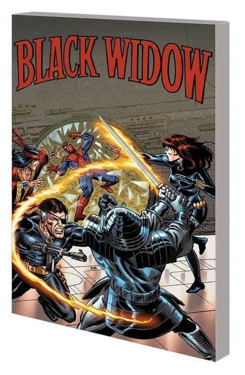 Black Widow Marvel Team-Up TPB