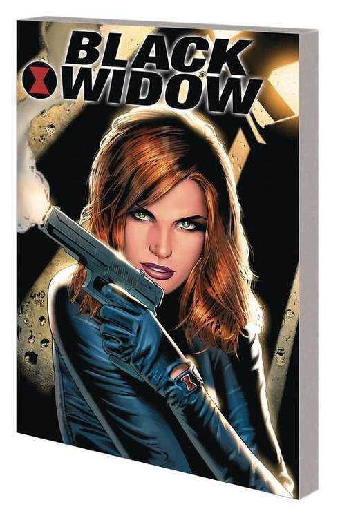 Marvel comics black widow tpb welcome to the game 20190926