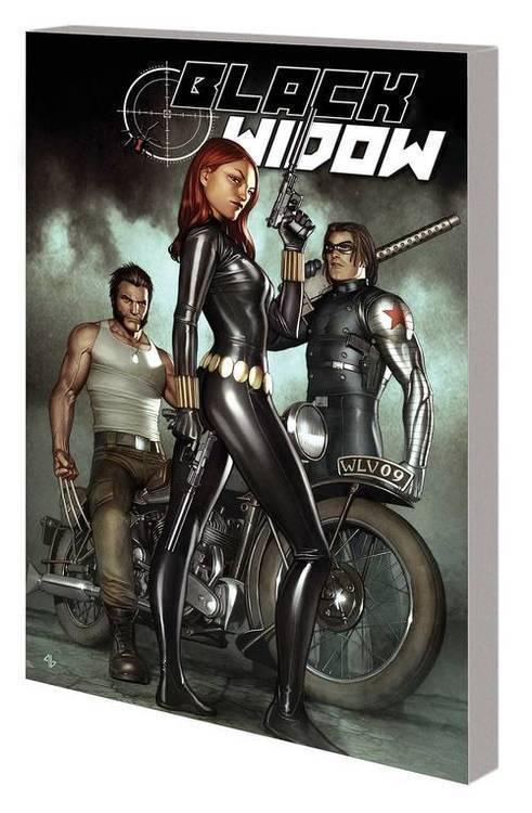 Black Widow TPB Widowmaker
