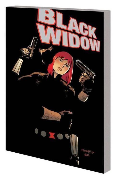 Marvel comics black widow waid samnee complete collection tpb 20191127
