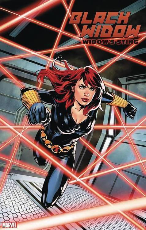 Marvel comics black widow widows sting 20200128