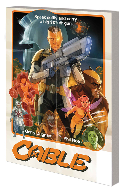 Marvel comics cable by gerry duggan tpb volume 01 20200730