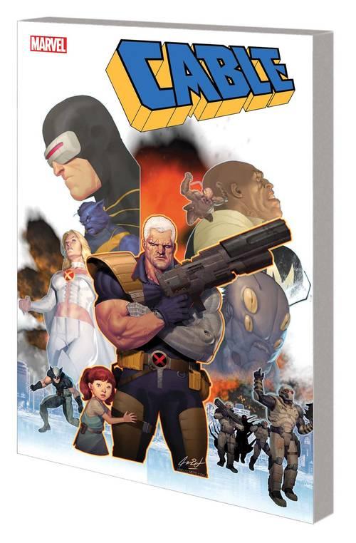 Marvel comics cable tpb vol 01 last hope 20180203