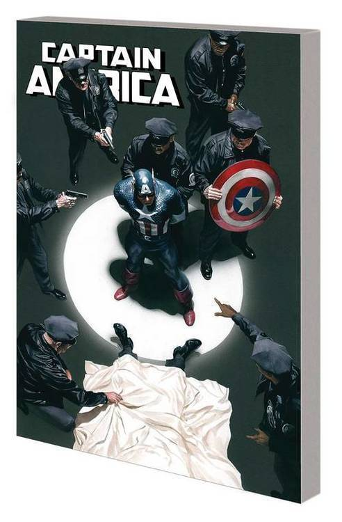 Captain America By Coates TPB Volume 2