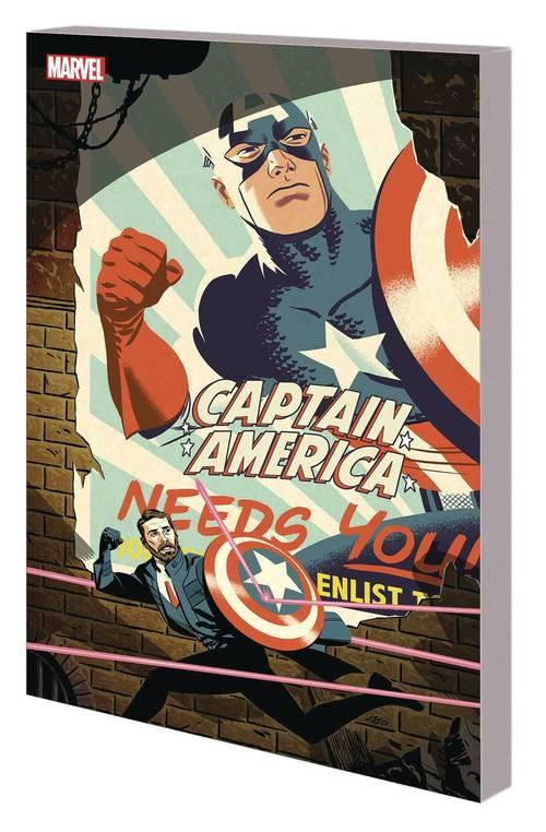 Marvel comics captain america by mark waid tpb promised land 20180530