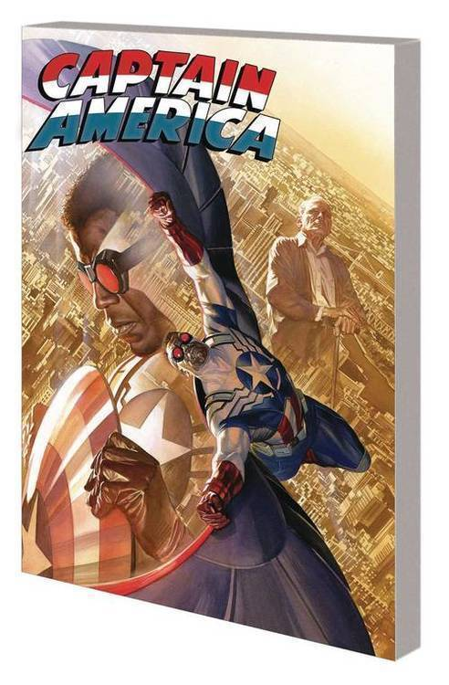 Captain America Sam Wilson Complete Collection TPB Volume 1