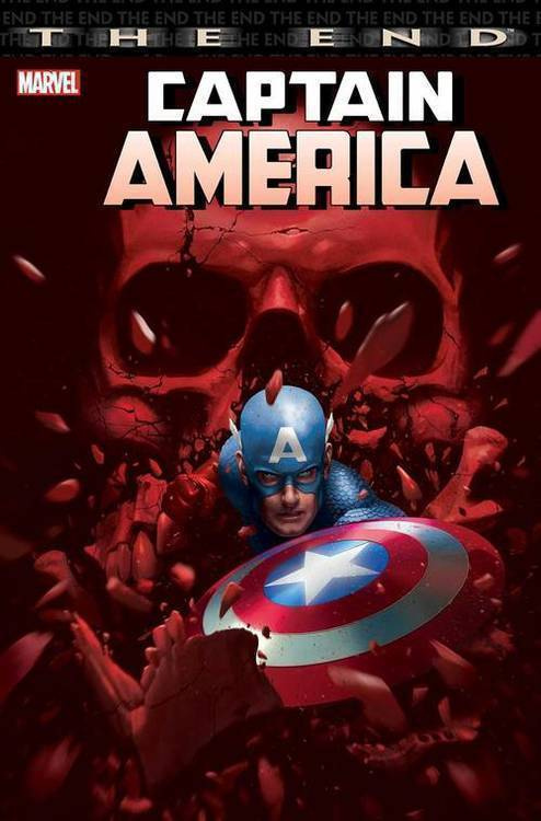 Marvel comics captain america the end 1 20191031