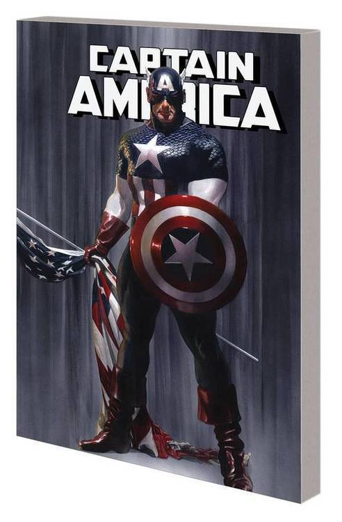 Marvel comics captain america tpb volume 01 winter in america 20181025