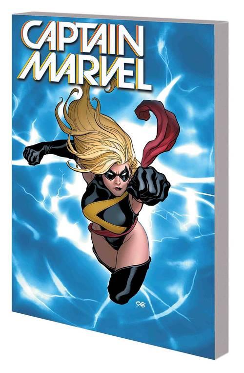 Marvel comics captain marvel carol danvers tpb vol 01 ms marvel years 20171231