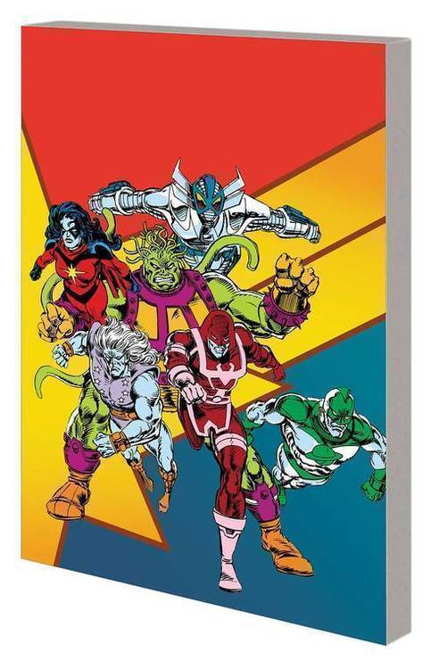 Marvel comics captain marvel tpb starforce 20190129