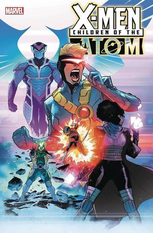 Marvel comics children of atom 20200128