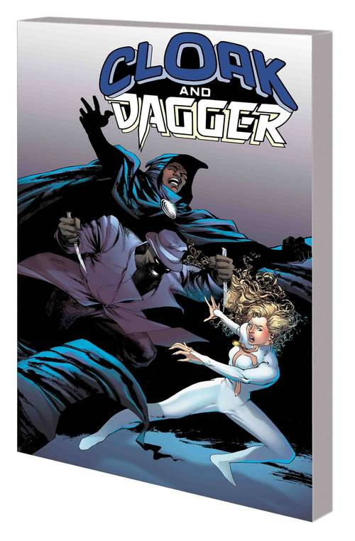 Cloak And Dagger TPB Predator And Prey