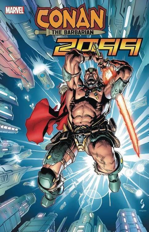Marvel comics conan 2099 1 20190828