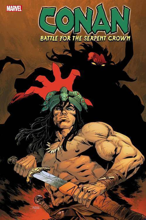 Marvel comics conan battle for serpent crown 20191127
