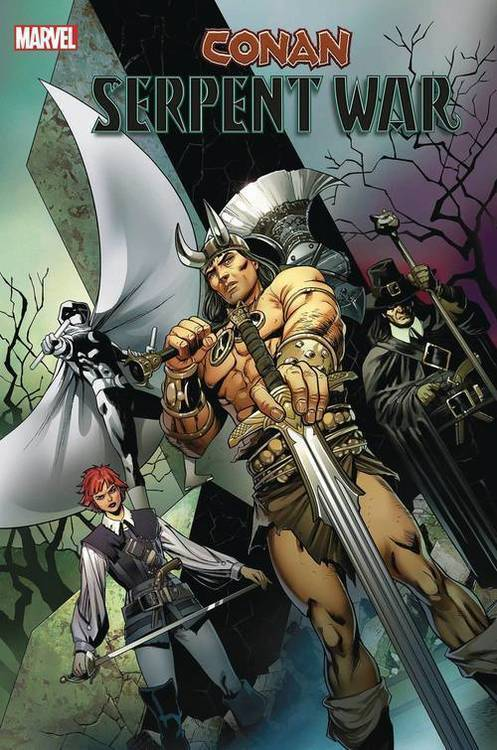 Marvel comics conan serpent war 20190926