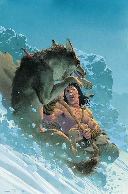 Marvel comics conan the barbarian exodus 20190529