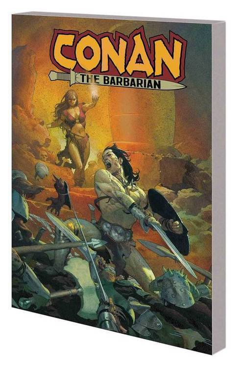Marvel comics conan the barbarian tpb vol 01 life and death of conan book o 20190327