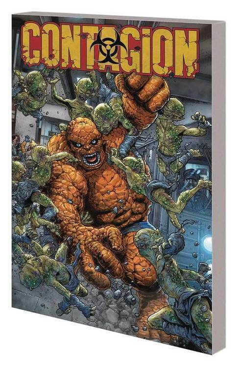 Marvel comics contagion tpb 20190926