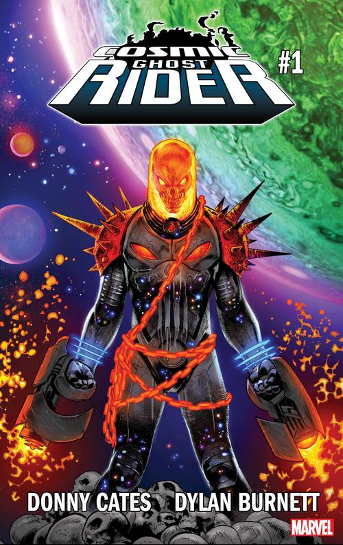 Marvel comics cosmic ghost rider 20180430