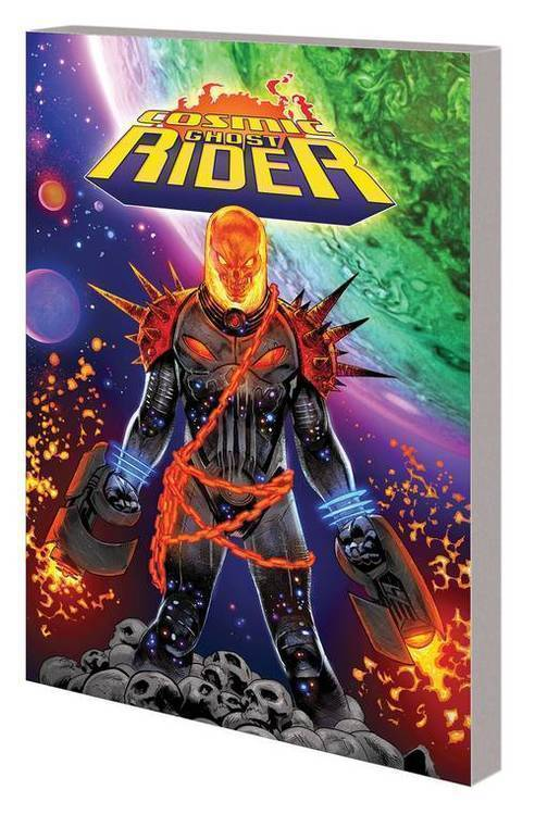 Marvel comics cosmic ghost rider tpb baby thanos must die 20181025